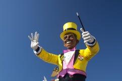 Carnevale di viareggio 2011 Imágenes de archivo libres de regalías