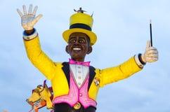 Carnevale di viareggio 2011 Fotografía de archivo libre de regalías