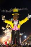 Carnevale di viareggio 2011 Fotografía de archivo