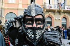 Carnevale di Viareggio foto de archivo libre de regalías