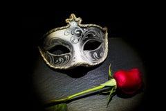 Carnevale elegante Fotografia Stock