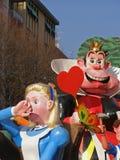 Carnevale - galleggiante dei caratteri di favola Immagine Stock