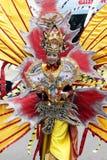 Carnevale indonesiano della cultura Fotografie Stock