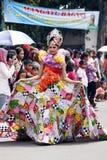 Carnevale indonesiano della cultura Fotografia Stock