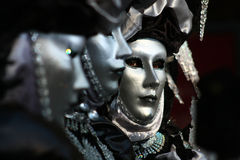 Carnevale masks in Venice Royalty Free Stock Photography