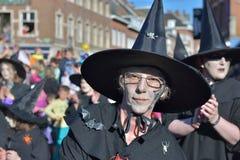 Carnevale in Nivelles, Belgio Fotografia Stock Libera da Diritti