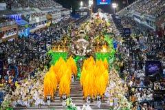 Carnevale 2014 - Rio de Janeiro Fotografie Stock Libere da Diritti
