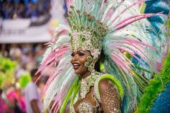 Carnevale 2014 - Rio de Janeiro Fotografia Stock