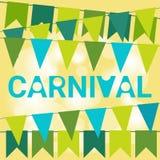 Carnevale Rio Holiday Party Celebration del Brasile Fotografie Stock