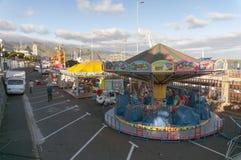 Carnevale 2014 in Santa Cruz de Tenerife Fotografie Stock