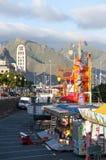 Carnevale 2014 in Santa Cruz de Tenerife Immagini Stock