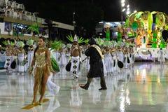 Carnevale Santa Cruz 2019 immagine stock