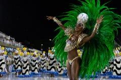 Carnevale Santa Cruz 2019 fotografia stock