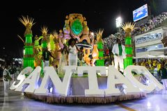 Carnevale Santa Cruz 2019 fotografia stock libera da diritti