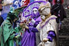 Carnevale storico Fotografie Stock