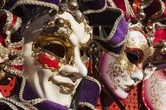 Carnevale a Venezia, Italia Immagini Stock Libere da Diritti