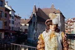 Carnevale veneziano 2012 Fotografie Stock