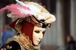 Carnevale, Venice, Italy Royalty Free Stock Images