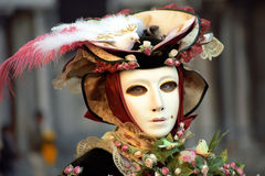 Carnevale, Venice, Italy Royalty Free Stock Photography