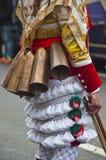 Carnevale in Verin Spagna Immagine Stock Libera da Diritti