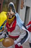 Carnevale in Xinzo de Limia Immagine Stock