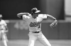 Carney Lansford, Oakland Athletics fotografia de stock royalty free