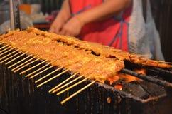 Carni di maiale arrostite Fotografia Stock