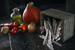 Carni nobili Fotografia Stock