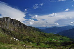 Carnia Alps, Friuli Venezia Giulia region, Italy Royalty Free Stock Photos