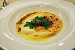 Carnia traditional cuisine, Friuli region, Italy Royalty Free Stock Image