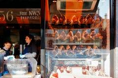 Carniceiros locais Imagem de Stock Royalty Free