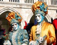 Carnilal Венеции 10 Стоковое Изображение RF