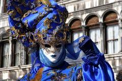 Carnilal van Venetië 4 Stock Fotografie