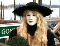 Carnilalen av Venedig 11 Arkivbilder
