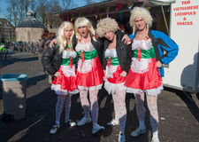Carnival 2011 in Breda (Netherlands) Stock Photography