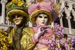 Carnival-2013 veneciano Foto de archivo libre de regalías