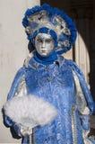 Carnival-2013 veneziano Fotografie Stock Libere da Diritti