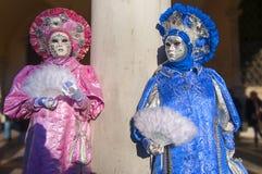 Carnival-2013 veneziano Fotografia Stock Libera da Diritti