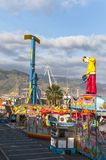 Carnival 2014 in Santa Cruz de Tenerife Royalty Free Stock Photography