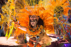 Carnival 2016 Royalty Free Stock Photography