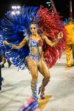 Carnival 2016 Stock Photography