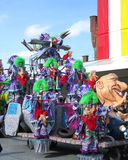 Carnival 2014, Aalst Royalty Free Stock Images