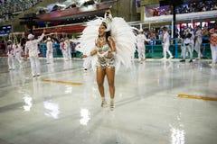 Carnival 2019 Alegria da Zona Sul stock image