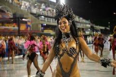 Carnival 2019 Alegria da Zona Sul royalty free stock photography