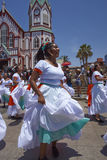Carnival in Arica, Chile Stock Photos