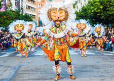 Carnival of Badajoz Royalty Free Stock Photos
