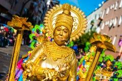 Carnival of Badajoz Stock Photo