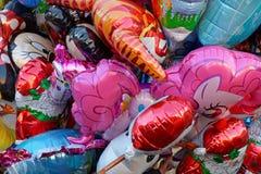 Carnival Balloons Stock Photography