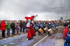 Carnival of Basel 2019 royalty free stock photos