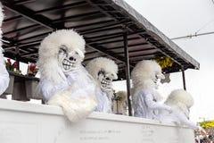 Carnival of Basel 2019 stock photos